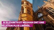 """""""Elizabeth II n'a pas de relation avec Kate Middleton, mais Me..."""