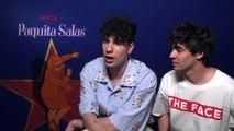 Los Javis desvelan secretos de lo nuevo de 'Paquita Salas'