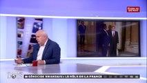 """Jacques Hogard : """"Je ne peux pas accepter que mon pays et son armée soient, 25 ans après, pointés du doigt dans cette affaire"""" #UMED"""