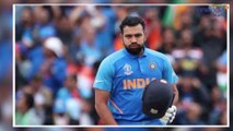 ICC Cricket World Cup 2019 : India vs West Indies,WICKET! Rohit Sharma Out! || Oneindia Telugu
