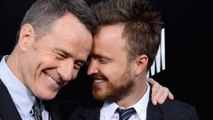 Bryan Cranston and Aaron Paul tease potential 'Breaking Bad' reunion