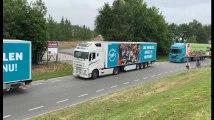 Une caravane des moules s'élance pour fêter la nouvelle saison des moules de Zélande