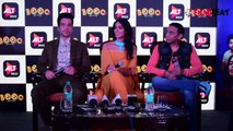 Mallika Sherawat & Tusshar Kapoor in Delhi to promote web series Booo: Sabki Phategi | FilmiBeat