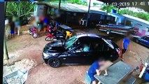 Vídeo: terreno da Prefeitura de Guaíra era utilizado por grupo criminoso que atuava no contrabando