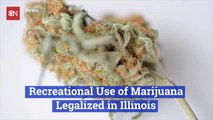 Illinois Approves Weed For The Whole State