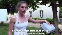 Au coeur de la Bourgogne, le cinéma à la force des mollets