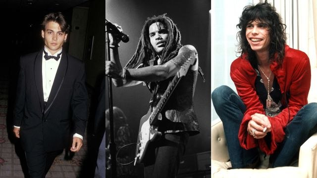 Daughters Who Inherited Famously Good Looks from Their Rockstar Dads