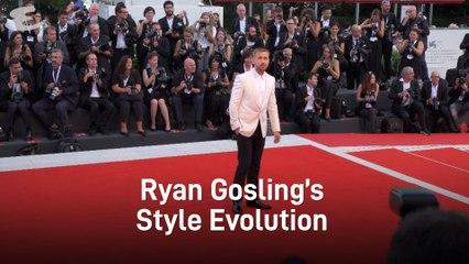 Ryan Gosling style evolution