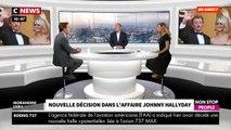 """Héritage de Johnny Hallyday : la décision du juge américain n'est """"pas une défaite"""" pour Laeticia"""