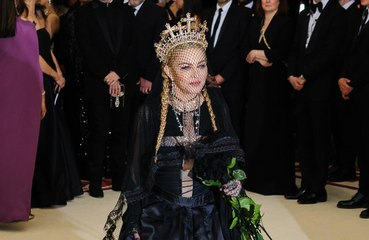 Madonna está 'preocupada' por la seguridad de sus hijos