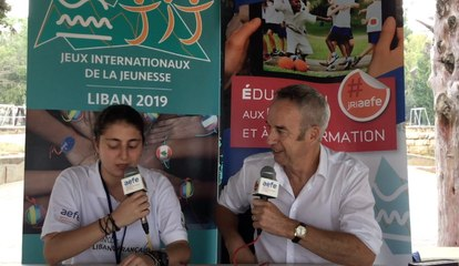 #JIJ2019 Interview du directeur adjoint de l'AEFE