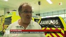 Poitiers : les urgences face à la canicule
