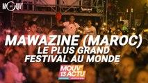 Mouv'13 Actu : Matrix, Rohff, Mawazine