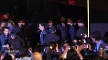 Shahrukh Khan Makes Fun Of Dress Designer Vikram Phadnis At Trailer Launch Of Movie Smile Please
