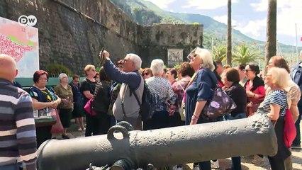 Cruise ship crisis in Montenegro's Bay of Kotor | Focus on Europe