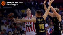 Janis Timma, Olympiacos Piraeus, 2018-19 highlights