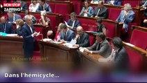 François Ruffin prend à partie les ministres devant l'Assemblée sur l'écologie et leurs voitures (vidéo)