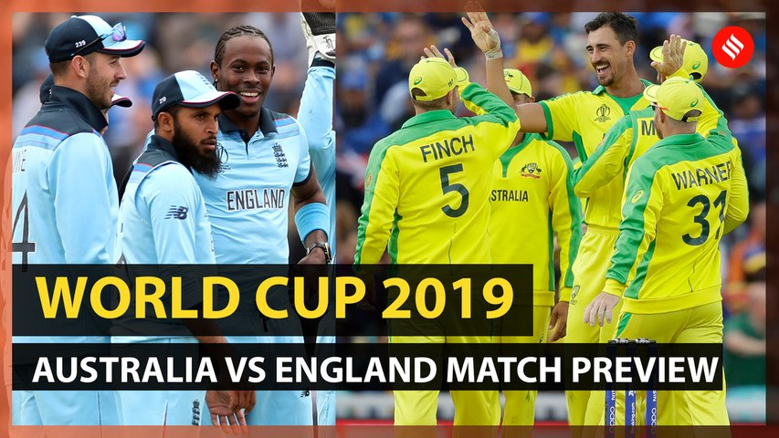England's World Cup nerve faces Australia test
