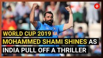 World Cup: Shami's hat-trick helps India beat Afghanistan