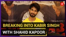 Films are a representation of life: Kabir Singh actor Shahid Kapoor