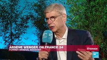 """Arsène Wenger: """"The Americans are not unbeatable"""""""