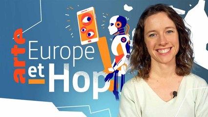 Le visgae du nouveau Parlement européen  | ARTE