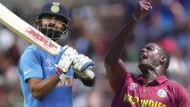 World Cup 2019 India vs West Indies: Virat Kohli misses another ton, departs for 72 | वनइंडिया हिंदी