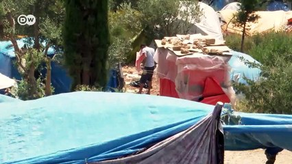 Greece: Refugees suffering on Samos | Focus on Europe