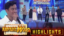 Sinigangnam Style reveals himself | It's Showtime KapareWho