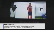 Marcos Llorente: I had no doubts about coming to Atlético