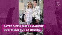 PHOTOS. Céline Dion dégaine un nouveau look ahurissant devant...
