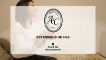 L'Avenue du Cil, spécialiste en extension de cils, pose volume russe et lash botox à Paris 17e.