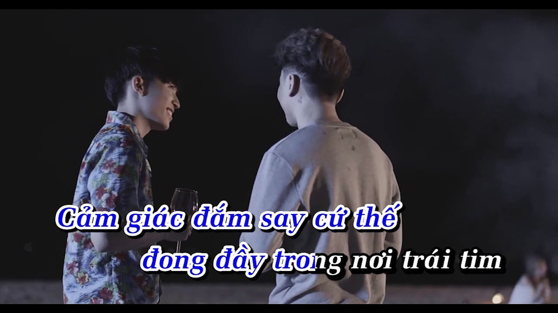 [Karaoke] Yêu Em Rất Nhiều - Hoàng Tôn [Beat]