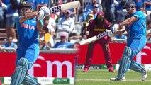 World Cup 2019 India vs West Indies: MS Dhoni finishes off style, India posted 268 | वनइंडिया हिंदी