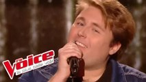 Michel Delpech – Quand j'étais chanteur | Bulle | The Voice France 2017 | Blind Audition