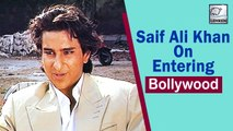 I Never Wanted To Be An Actor, Says Saif Ali Khan | Flashback Video