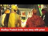 Madhya Pradesh bride runs away with priest who performed her wedding two weeks ago