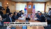 U.S. nuclear envoy Stephen Biegun arrives in Seoul on Thursday ahead of Trump's visit