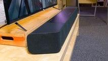 Sennheiser Ambeo Soundbar has the best Atmos sound from a single box
