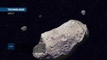 """Un astéroïde """"potentiellement dangereux"""" va passer à proximité de la Terre"""