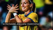 These Women's World Cup 2019 Players Are Stunning Both On And Off The Pitch