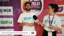 Interview Steve Bonneau Mondial scolaire d'ultimate