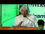 Dr.APJ Abdul Kalam speech at Ilakkiya Thiruvizha, Chennai 2014