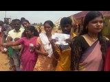 Karnataka polls: Tribal polling booth Shivamogga's Goutamanagar village sees heavy rush on poll