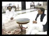 Akhilesh Yadav calls on Telangana CM K Chandrasekhar Rao to discuss Federal Front