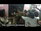 Sub Inspector thrashed in Police Station for 'harassing' youth in Andhra Pradesh