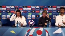 France talk ahead of quarter-final meeting with USA