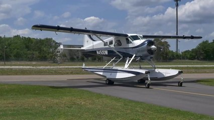 Learn to Fly Seaplanes with FLYING