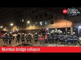 Mumbai Bridge Collapse: Five dead and 36 injured