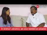 Election Talkies | In Amma's absence, we also needed an alliance: Mafoi Pandiarajan